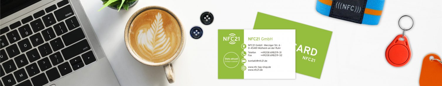 NFC-vCard individualisieren