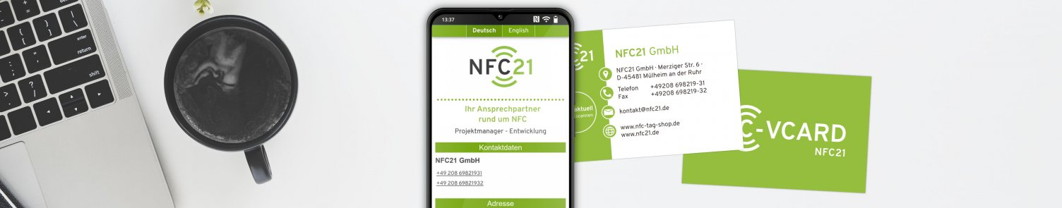 About NFC-vCard